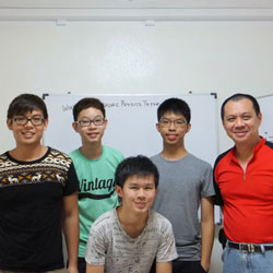 Gideon Goh, Singapore Top Physics Tutor