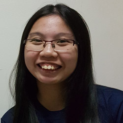 Singapore O-level Physics Tutor coaching Priscilla Luah to achieve A2
